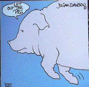 Cover - Julian Dawson: Let Out The Pig