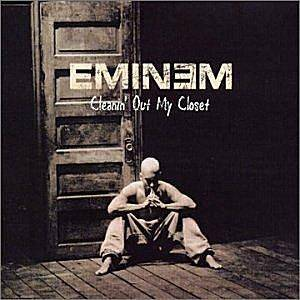 Eminem: Cleanin' Out My Closet - Cover