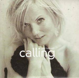 Cover - Geri Halliwell: Calling