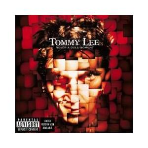 Tommy Lee: Never A Dull Moment - Cover
