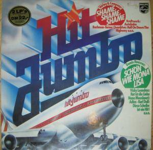 Cover - Andre Lukas: Hit-Jumbo