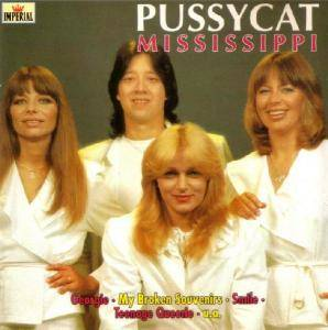 Pussycat: Mississippi - Cover
