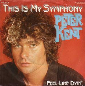 Cover - Peter Kent: This Is My Symphony