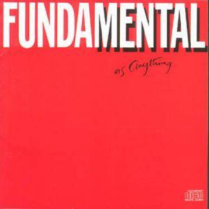 Cover - Mental As Anything: Fundamental As Anything