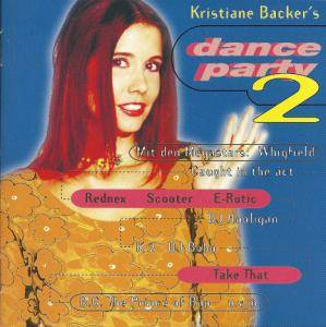 Kristiane Backer's Dance Party 2 - Cover