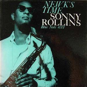 Sonny Rollins: Newk's Time - Cover