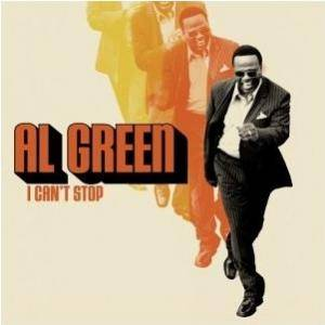 Al Green: I Can't Stop - Cover