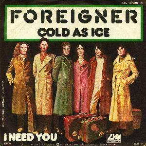 Foreigner: Cold As Ice - Cover