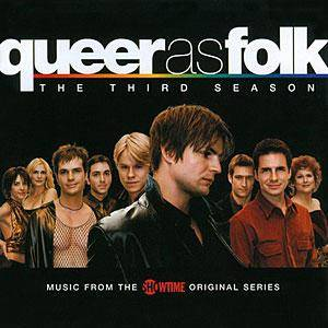 Queer As Folk  - The Third Season - Cover
