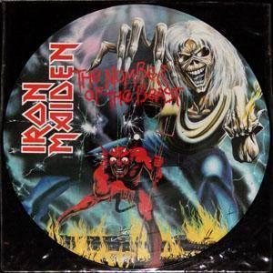 Iron Maiden: The Number Of The Beast (PIC-LP) - Bild 1