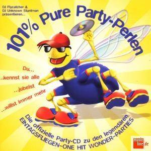 Cover - Lovestation: 101% Pure Party-Perlen