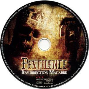 Pestilence: Resurrection Macabre (CD) - Bild 3