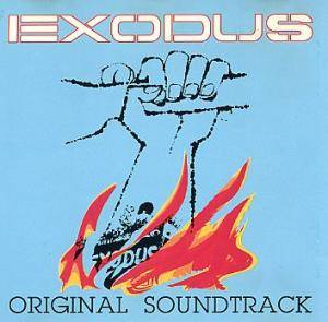 Ernest Gold: Exodus - Cover