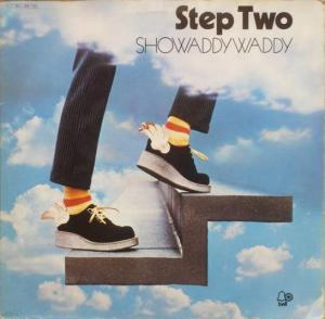 Showaddywaddy: Step Two - Cover