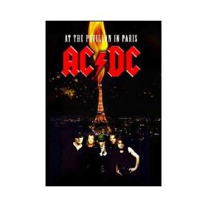 AC/DC: At The Pavillon In Paris - Cover
