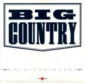 Big Country: Hold The Heart - Cover