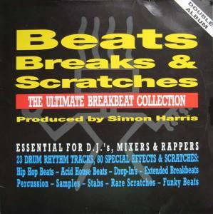 Cover - Simon Harris: Beats, Breaks & Scratches