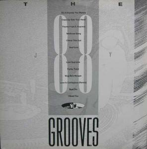 Cover - Taja Sevelle: Grooves 2 - July 88, The