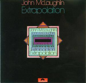 John McLaughlin: Extrapolation - Cover