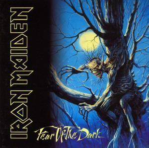 Iron Maiden: Fear Of The Dark - Cover