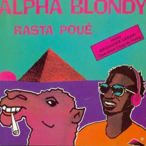 Cover - Alpha Blondy: Rasta Poué