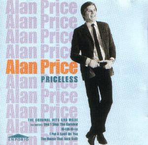Alan Price: Priceless - Cover