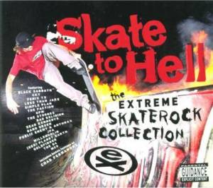 Cover - (Hed) Planet Earth: Skate To Hell