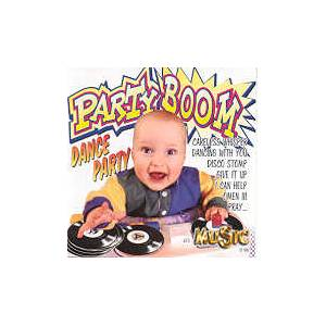 Cover - Toy Boy: Partyboom - Dance Party