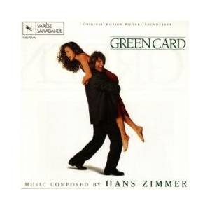 Cover - Hans Zimmer: Green Card