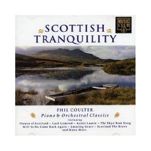 Cover - Phil Coulter: Scottish Tranquility