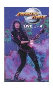 Frehley's Comet: Live... + 4 - Cover