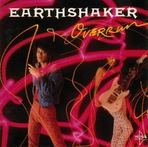 Cover - Earthshaker: Overrun