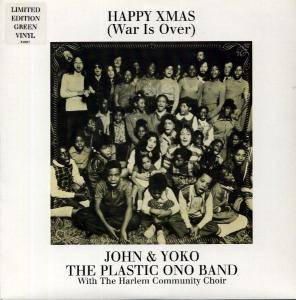 John & Yoko / Plastic Ono Band: Happy Xmas (War Is Over) - Cover