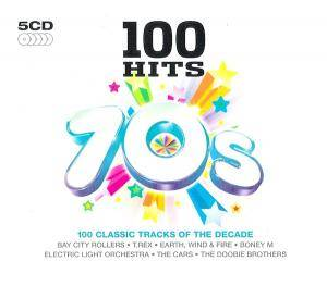 Cover - Fantastics: 100 Hits 70s