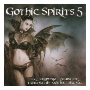 Gothic Spirits 5 - Cover
