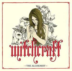 Witchcraft: Alchemist, The - Cover