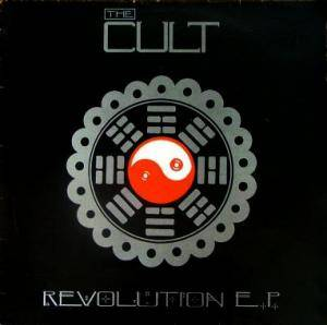 The Cult: Revolution - Cover