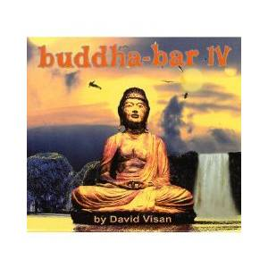 Cover - Llorca: Buddha-Bar IV