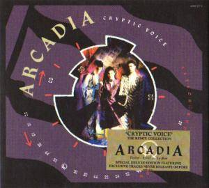 Cover - Arcadia: Cryptic Voice (The Remixes Collection)