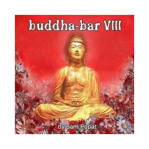 Cover - Naomi: Buddha-Bar VIII