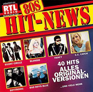 Cover - Real Life: 80s Hit-News