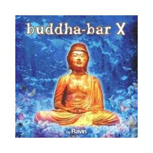 Cover - Cantoma: Buddha-Bar X
