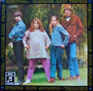 Cover - Mamas & The Papas, The: Revival