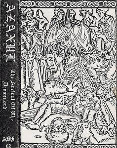 Cover - Azaxul: Arrival Of The Demonlord, The