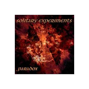Cover - Solitary Experiments: Paradox