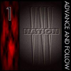 Cover - VNV Nation: Advance And Follow