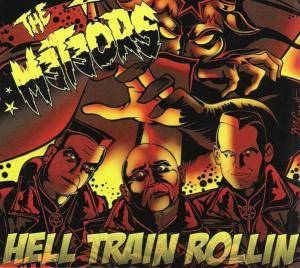 The Meteors: Hell Train Rollin - Cover