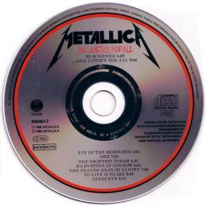 Metallica: ...And Justice For All (CD) - Bild 3