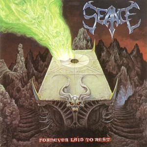 Seance: Fornever Laid To Rest - Cover