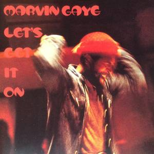 Marvin Gaye: Let's Get It On - Cover